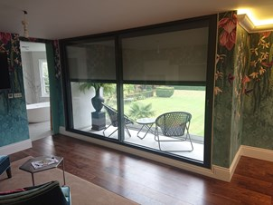 Choice of external blinds from SHY