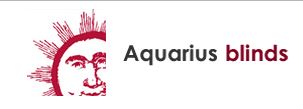 Aquarius Blinds